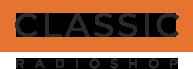 Classic Radio Shop-Logo